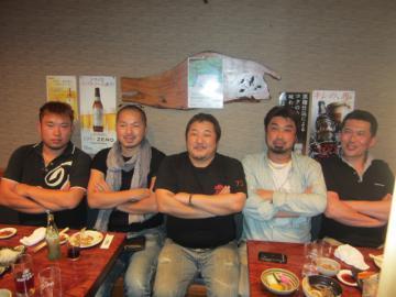 ラーメンオフ会 at 新小岩-2