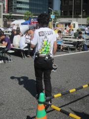 大つけ麺博2012 第二陣 ~中華蕎麦 サンジ「サンジのつけめん」~-8