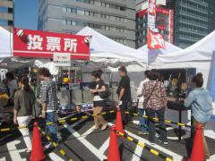 大つけ麺博2012 第二陣 ~中華蕎麦 サンジ「サンジのつけめん」~-17