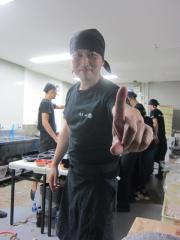 大つけ麺博2012 第三陣 ~『中華蕎麦 とみ田』&『麺屋 一燈』~-4