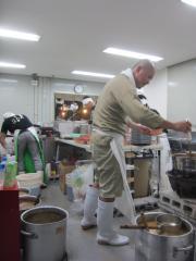 大つけ麺博2012 第三陣 ~『中華蕎麦 とみ田』&『麺屋 一燈』~-17