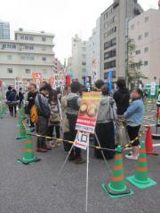 大つけ麺博2012 最終日 ~再びの『中華蕎麦とみ田』&『麺屋一燈』~-5