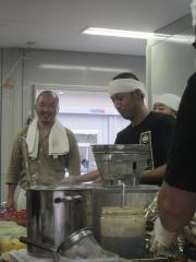 大つけ麺博2012 最終日 ~再びの『中華蕎麦とみ田』&『麺屋一燈』~-6