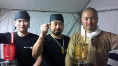 大つけ麺博2012 最終日 ~再びの『中華蕎麦とみ田』&『麺屋一燈』~-19