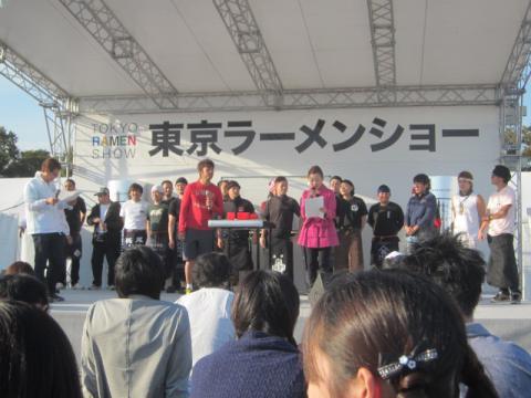 東京ラーメンショー2012開幕♪-1