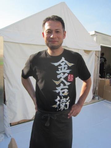 東京ラーメンショー2012開幕♪-8