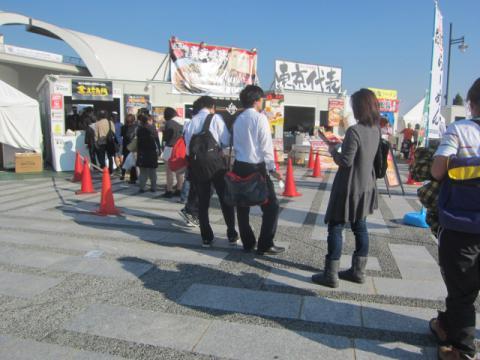 東京ラーメンショー2012開幕♪-7