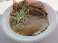 東京ラーメンショー2012 ~津軽ラーメン煮干会「濃厚煮干」~-4