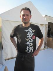 東京ラーメンショー2012 ~金久右衛門「大阪ブラック」~-6