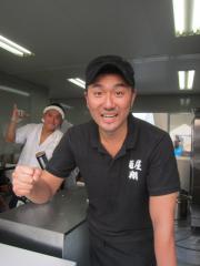 東京ラーメンショー2012 ~麺屋彩未×RAMEN IORI×麺屋つくし「札幌濃厚旨味味噌ラーメン」~-3