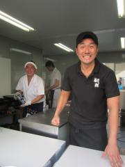 東京ラーメンショー2012 ~麺屋彩未×RAMEN IORI×麺屋つくし「札幌濃厚旨味味噌ラーメン」~-2