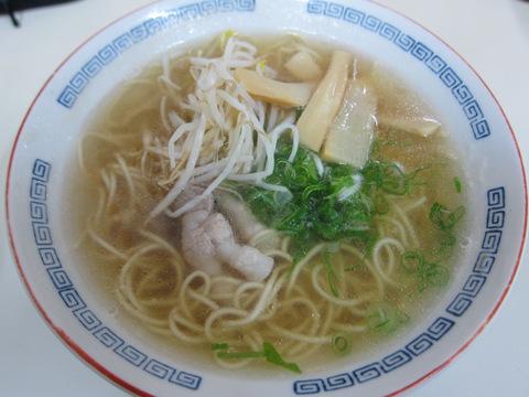 森田食堂(中華そば)