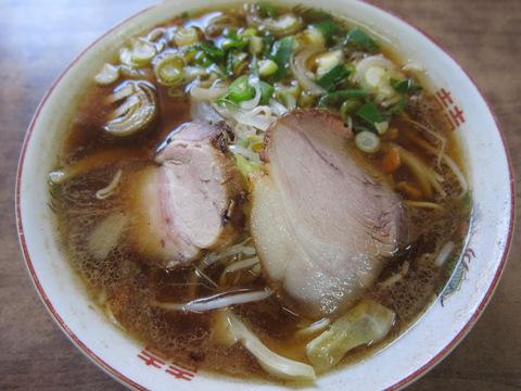 一福食堂(中華そば)