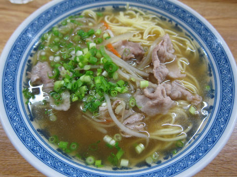 大黒屋食堂(中華そば)