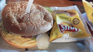 2012年07月23日 ハンバーガー