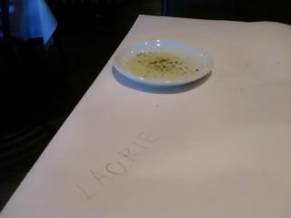 2012年07月29日 Romanos Macaroni Grill・オリーブオイル