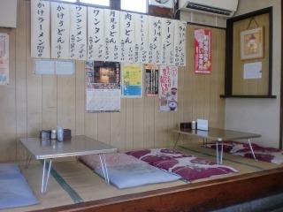 2012年08月22日 銀座食堂・メニュー