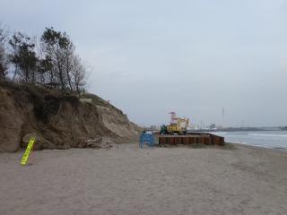 2012年12月01日 新港・工事