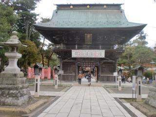 2012年12月02日 竹駒・楼門