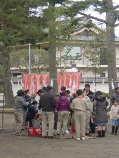 2012年12月02日 竹駒・餅つき