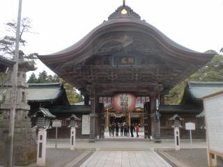 2012年12月02日 竹駒・唐門