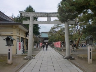 2012年12月02日 竹駒・鳥居