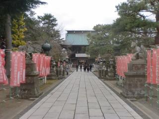 2012年12月02日 竹駒・正面