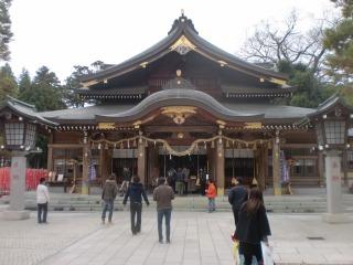 2012年12月02日 竹駒・社殿