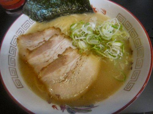 ラーメン(¥650)