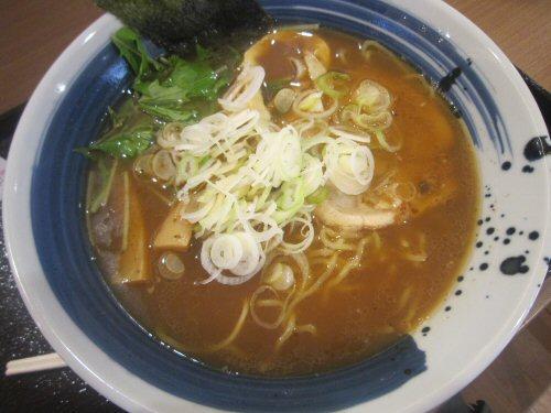 道神ラーメン(¥780)