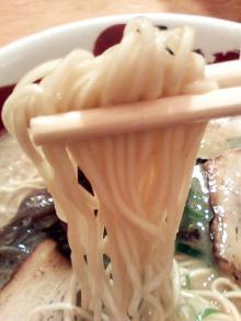 ソラトブ ドンブリ(in 愛知)-極細麺