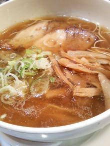 ソラトブ ドンブリ in 愛知-香そば・しょうゆ(¥700)