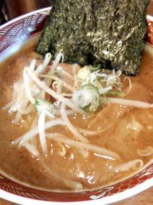 ソラトブ ドンブリ in 愛知-味噌魚香麺(¥850)
