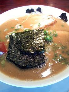 ソラトブ ドンブリ in 愛知-とんこつ味噌(¥650)