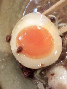 ソラトブ ドンブリ in 愛知-煮卵