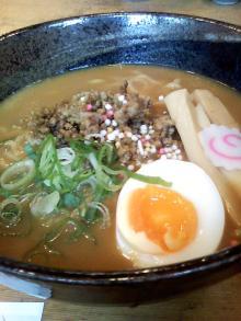 ソラトブ ドンブリ in 愛知-カレー拉麺(¥800)