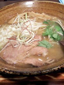 ソラトブ ドンブリ in 愛知-智勇らーめん(¥700)
