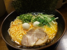 ソラトブ ドンブリ in 愛知-伊勢海老ラーメン(¥800)