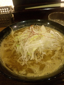 ソラトブ ドンブリ in 愛知-豚骨味噌
