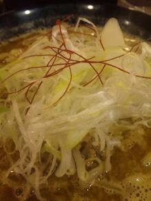 ソラトブ ドンブリ in 愛知-ネギ