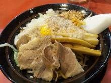ソラトブ ドンブリ in 愛知-まぜそばストロング(¥1000)