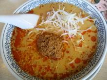 ソラトブ ドンブリ in 愛知-クリーミー白胡麻担々麺(¥714)