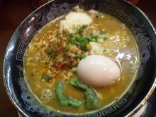 ソラトブ ドンブリ in 愛知-カレーラーメン(¥850)