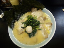 ソラトブ ドンブリ in 愛知-チャーシューメン(¥800)