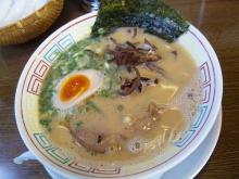 ソラトブ ドンブリ in 愛知-醤油とんこつラーメン(¥750)