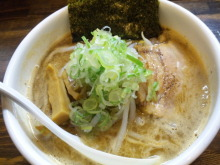 ソラトブ ドンブリ in 愛知-味噌らーめん(¥780)