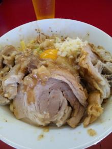 ソラトブ ドンブリ in 愛知-まぜそば(¥750)+子豚増し(¥150)