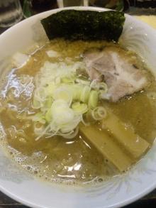 ソラトブ ドンブリ in 愛知-中華そば・ハーフ&ハーフ(¥750)