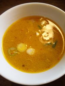 ソラトブ ドンブリ in 愛知-味噌スープ