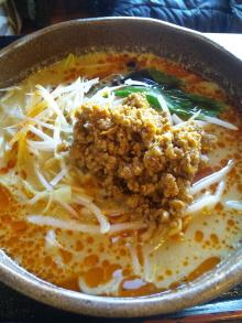 ソラトブ ドンブリ in 愛知-信州味噌タンタン麺